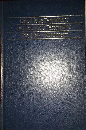 Das Neue Testament, Le Nouveau Testament, The New Testament