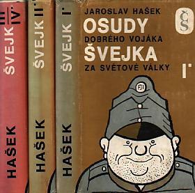 Jaroslav Hašek – Švejk před Švejkem, Neznáme osudy dobrého vojáka Švejka