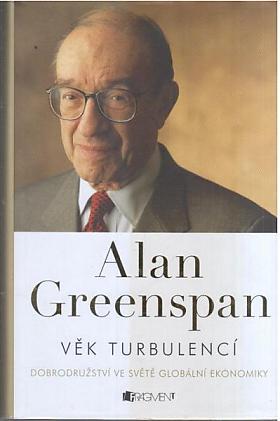 Alan Greenspan – Věk turbulencí