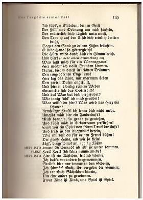 Johann Wolfgang von Goethe – Faust Erster und Zweiter Teil - Urfaust