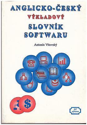 Antonín Vitovský – Anglicko-český výkladový slovník softwaru