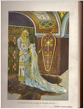 Adolf Velhartický – Romantické pověsti středověku