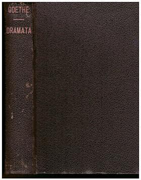 Johann Wolfgang von Goethe – Dramata