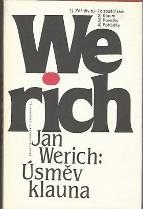 Werich Jan – Úsměv klauna Werich, Jan