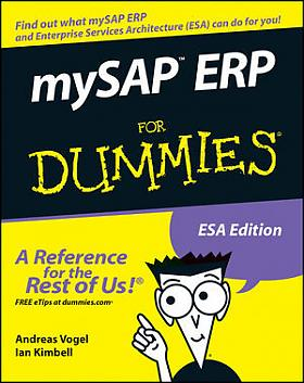 Andreas Vogel, Ian Kimbell – mySAP ERP For Dummies