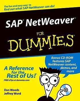 Dan Woods, Jeffrey Word – SAP NetWeaver For Dummies