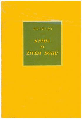 Bô Yin Râ – Kniha o živém Bohu