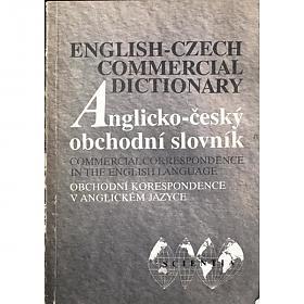 Dagmar Dvořáková – Anglicko-český obchodní slovník s přílohou Anglicko-české obchodní korespondence