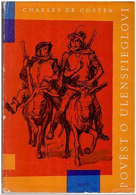 Coster Charles de – Pověst o Ulenspieglovi