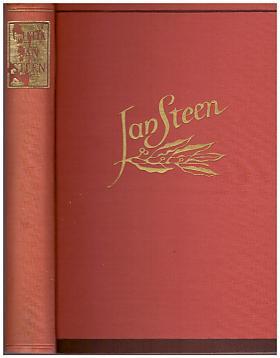 Cornelis Jan Kelk – Jan Steen - malíř šprýmů a radostného života