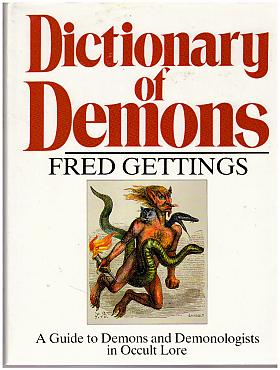 Fred Gettings – Dictionary of Demons