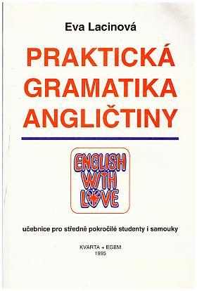 Eva Lacinová – Praktická gramatika angličtiny