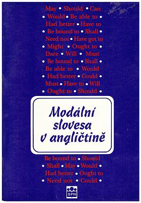 Jiří Prášek – Modální slovesa v angličtině