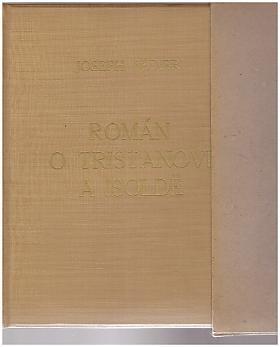 Joseph Bédier – Román o Tristanovi a Isoldě