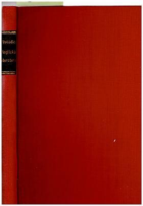 Otakar Vočadlo – Anglická literatura XX. století