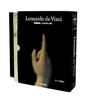 Zöllner Frank – Leonardo da Vinci – malířské a kreslířské dílo [Dil I. a II.] Frank Zöllner