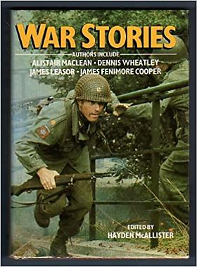 Hayden McAllister – War Stories