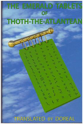 Doreal – The Emerald Tablets of Thoth-The-Atlantean
