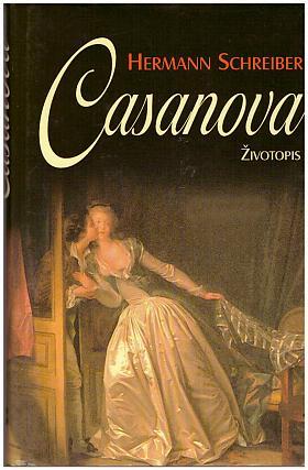 Hermann Schreiber – Casanova