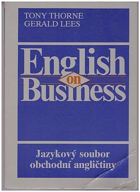 Thorne Tony – English on Business