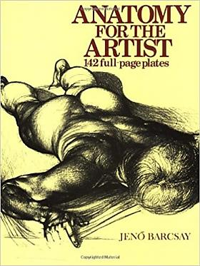 Jeno Barcsay – Anatomy For The Artist