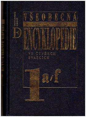 Všeobecná encyklopedie ve čtyřech svazcích
