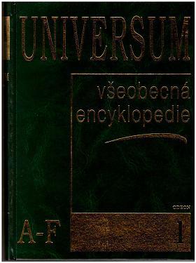 Josef Čermák – Universum - všeobecná encyklopedie