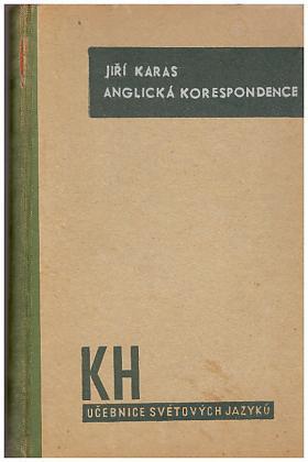 Jiří Karas – Anglická obchodní korespondence