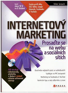 Viktor Janouch – Internetový marketing: Prosaďte se na webu a sociálních sítích