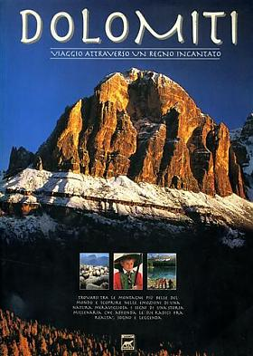 Cristina Todeschini – Dolomites - Journey through an enchanted kingdom Cristina Todeschini