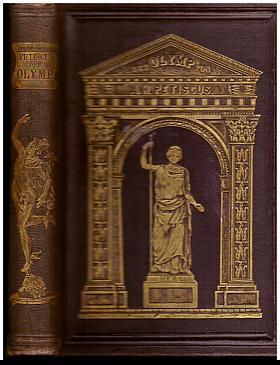A.H. Petiscus – Der Olymp oder Mythologie der Griechen und Römer