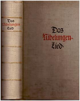 Karl Simrock, W. Golther, Max von Boehn – Das Nibelungen Lied