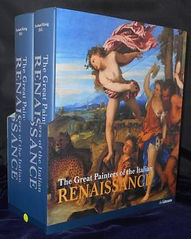 Eberhard König, H. F. Ullman – The Great Painters of the Italian Renaissance [2 Volumes]