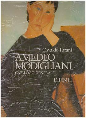 Autore Osvaldo Patani – Amedeo Modigliani [opera composta da 3 volumi] Osvaldo Patani