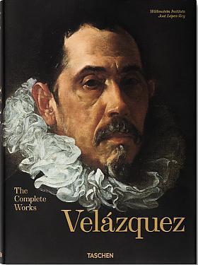 José López-Rey Odile Delenda – Velázquez - Complete Works