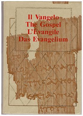 Il Vangelo, The Gospel, L'Évangile, Das Evangelium