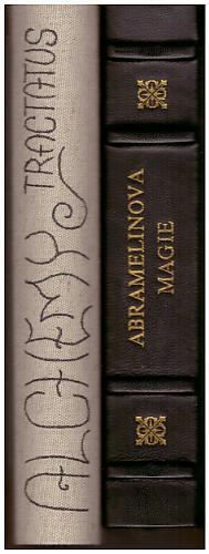 různí autoři anonymus – konvolut alchymistických a magických spisů