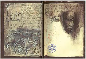 Mardukův deník - Kniha padesáti jmen Mardukových a pečetě čtyř stran
