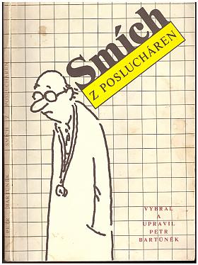 Petr Bartůněk – Smích z poslucháren