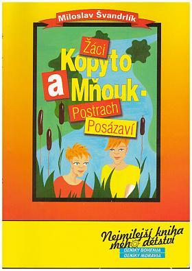 Miroslav Švandrlík – Žáci Kopyto a Mňouk - postrach Posázaví