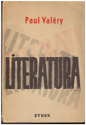 Paul Valéry – Literatura