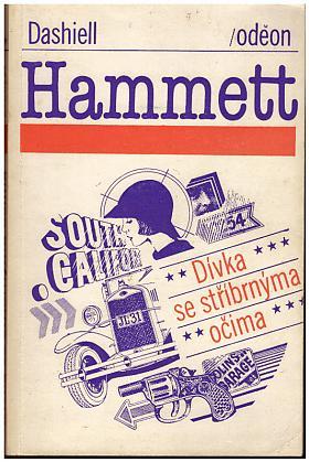Dashiell Hammett – Dívka se stříbrnýma očima