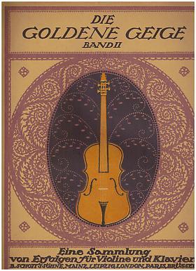 Die goldene geige [Band II.]