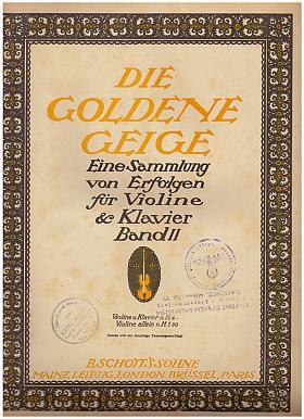 Die goldene geige 2