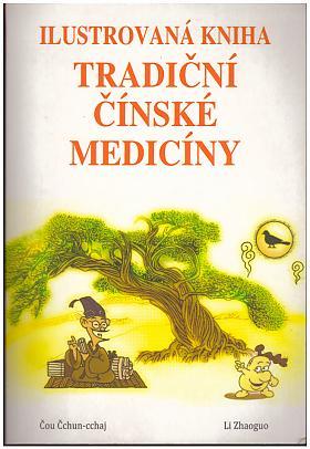 Ilustrovaná kniha tradiční čínské medicíny Čou Čchun-cchaj