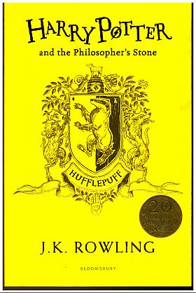J. K. Rowling – Harry Potter and the Philosopher´s Stone