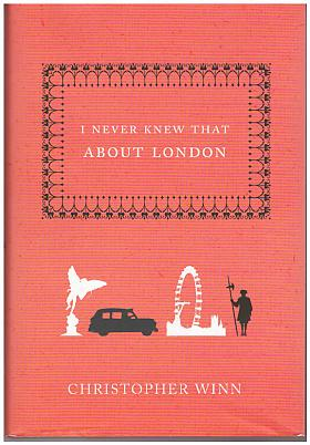 Christopher Winn – I Never Knew That About London