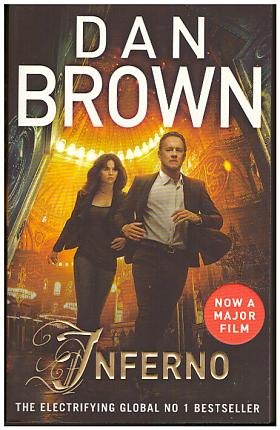 Dan Brown – Inferno - anglicky (Film Tie-In)