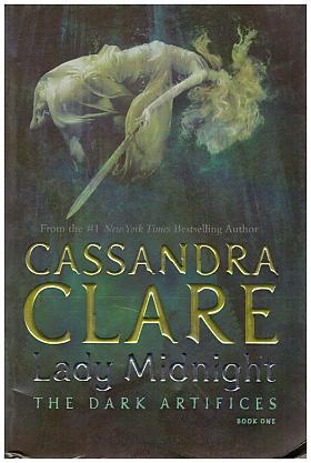 Clareová Cassandra – Lady Midnight pb