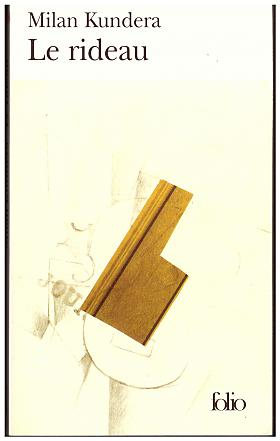 Milan Kundera – Le Rideau
